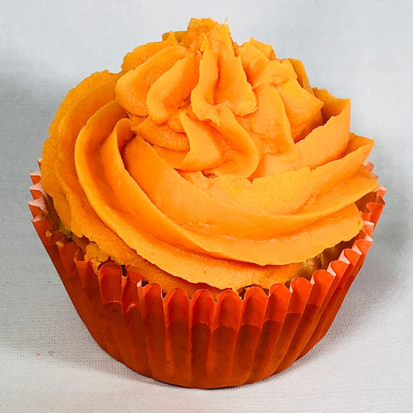 Carrot & Pumpkin Pupcake