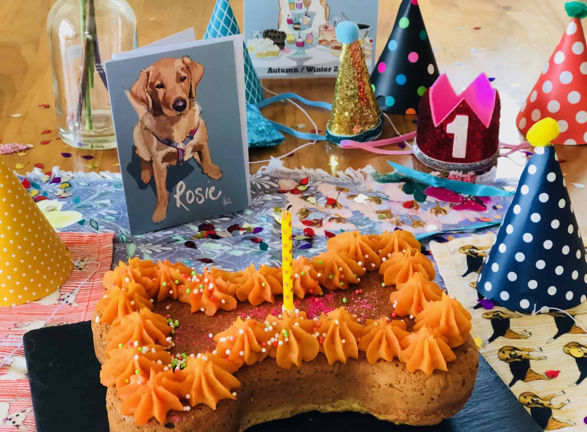 Magnificent Birthday Box For My Dog Dog Treats By Wag Wins In Boa Personalised Birthday Cards Akebfashionlily Jamesorg
